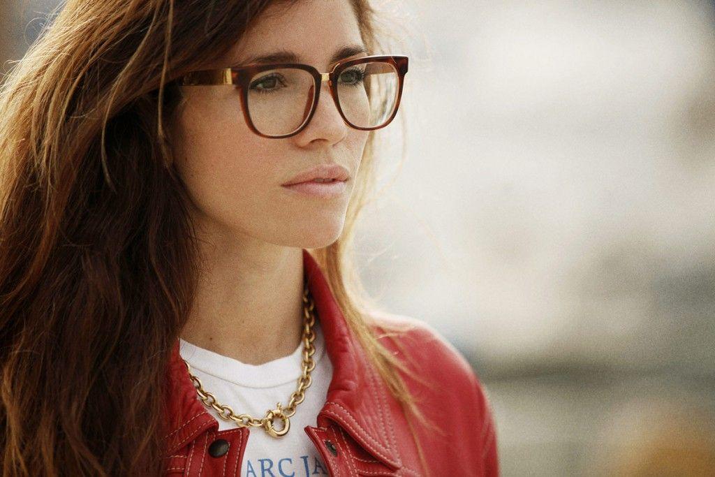 Las gafas están de moda