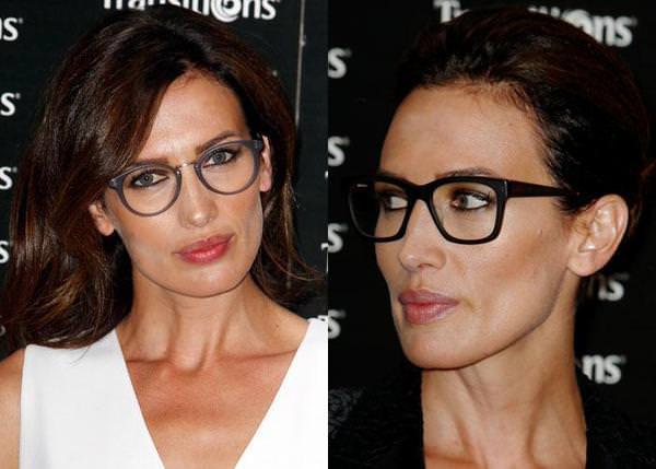 Las gafas están de moda-gafas graduadas sin cristales