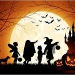 Miradas de Halloween que asustan...