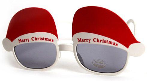 Regala gafas en Navidad