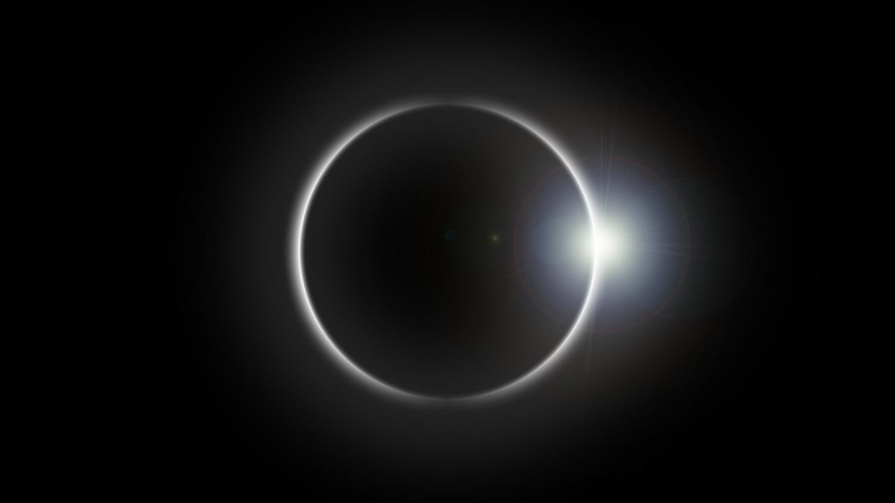 Gafas de sol para ver eclipse solar
